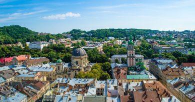 Nieuwe routes naar Lviv Oekraine vanaf Eindhoven