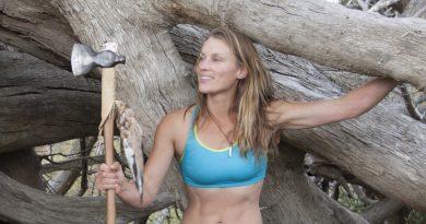 Miriam Lancewood leeft als nomade in Nieuw-Zeeland