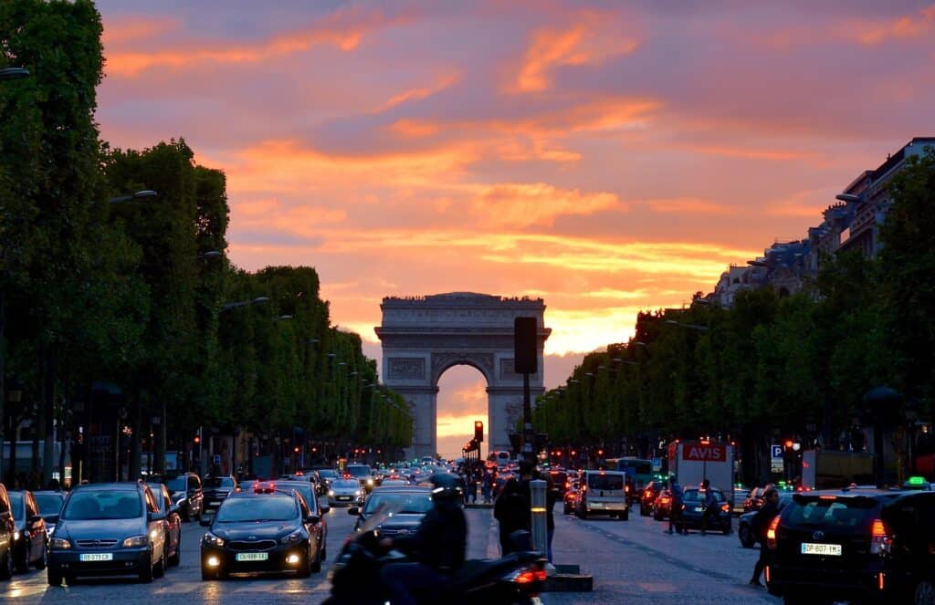 Parijs verliest aan populariteit