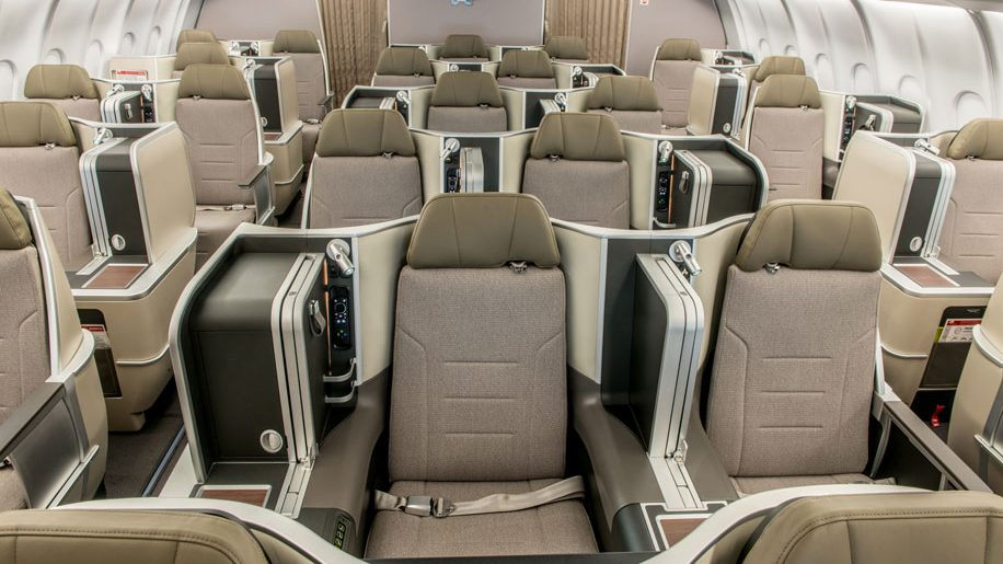 Sneak peek: nieuwe TAP Portugal Business class