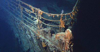 De eerste duikexpedities naar het wrak van de Titanic voor de kust van Canada (Newfoundland) kunnen geboekt worden voor 2018.