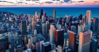 Budgetmaatschappij WOW air naar Chicago