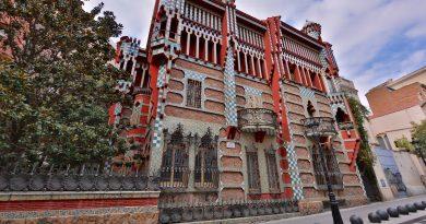 Eerste bouwwerk Gaudí binnenkort open voor publiek
