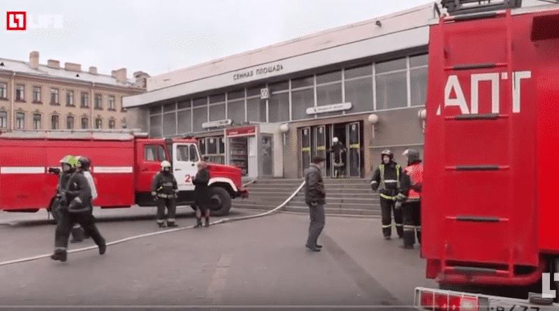 Bomaanslag Sint-Petersburg eist 14 doden