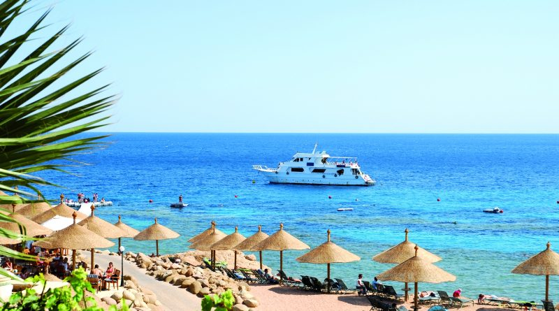 TUI hervat vluchten naar Sharm el Sheikh