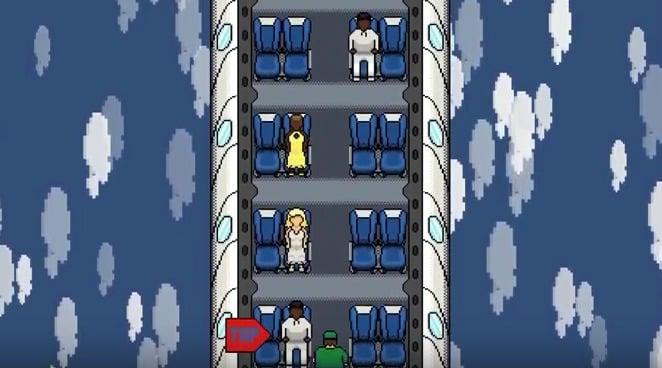 Incident bij United Airlines inspireert gamemaker