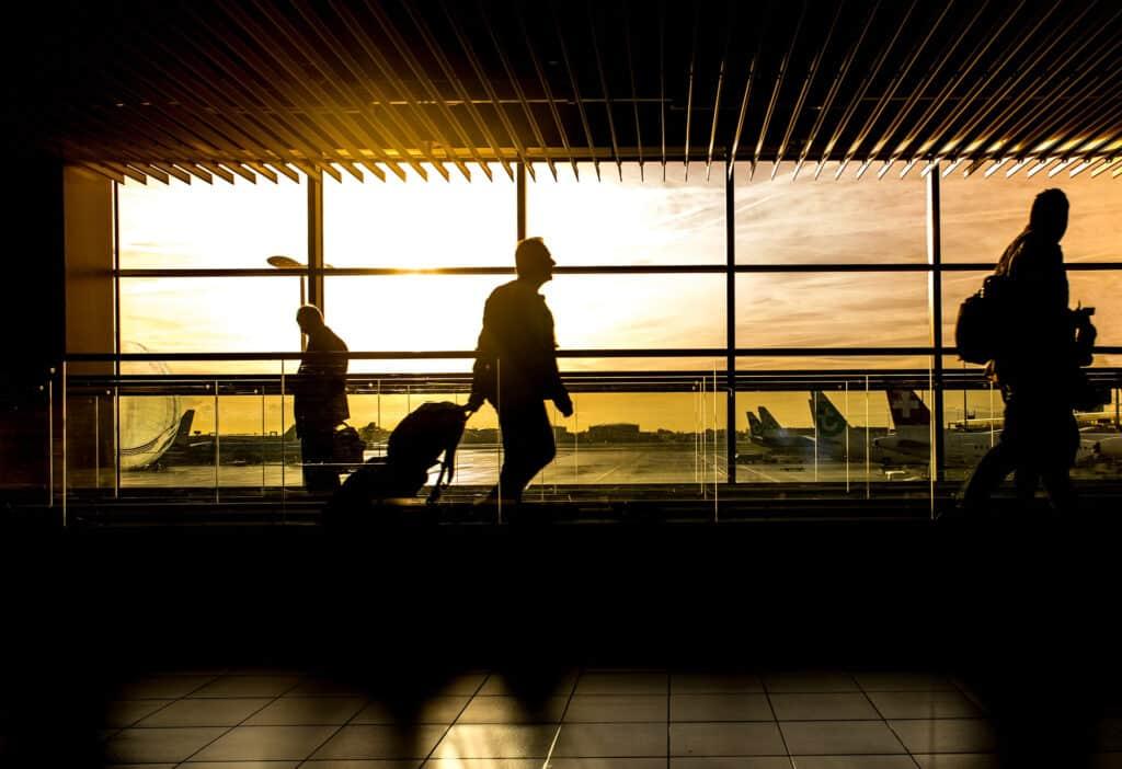 airport reizen