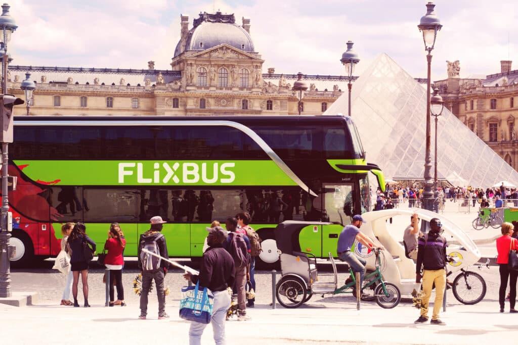 FlixBus biedt nieuwe routes en betere aansluitingen