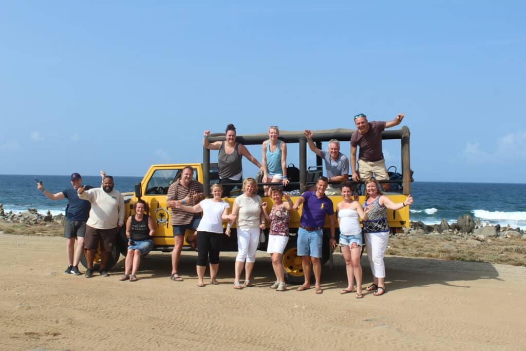 Beste reisbureaus van Nederland bezoeken Aruba