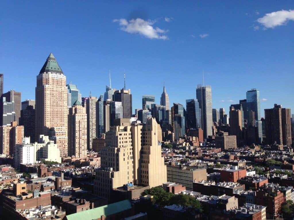Beste restaurant ter wereld in New York
