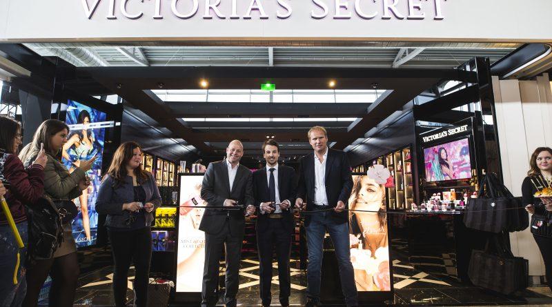 Victoria's Secret opent op Eindhoven Airport