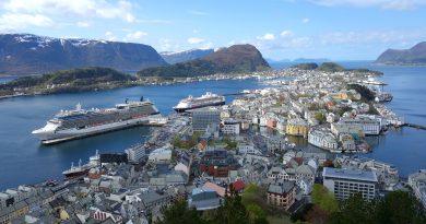 De mooiste cruisehavens ter wereld op een rij