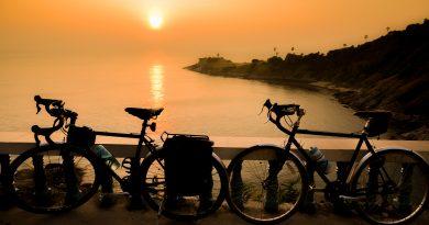 Voor het eerst op fietsvakantie