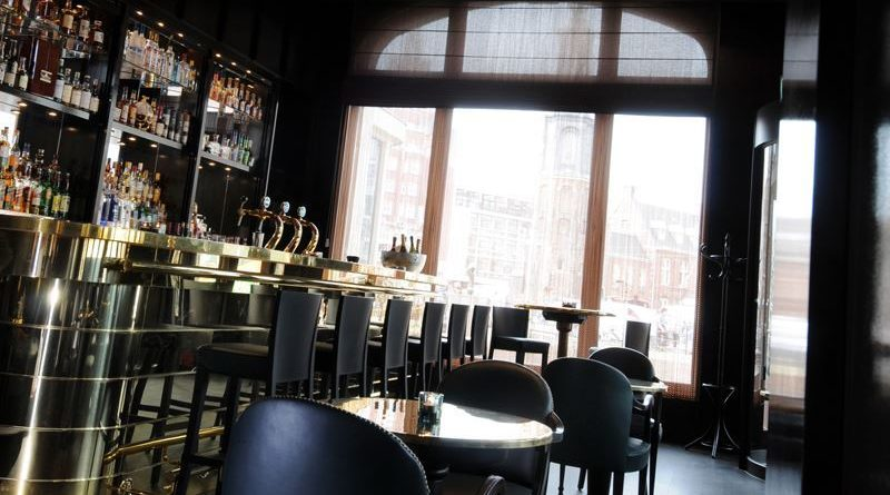 De 10 beste hotelbars ter wereld: #8 in Amsterdam