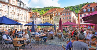 Top 5 populairste Duitse bezienswaardigheden