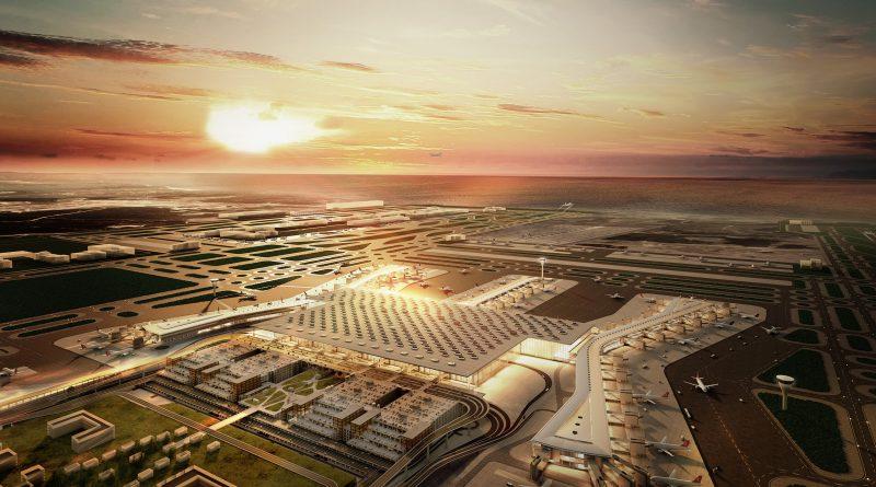 Zo ziet 's werelds grootste airport er straks verlicht uit