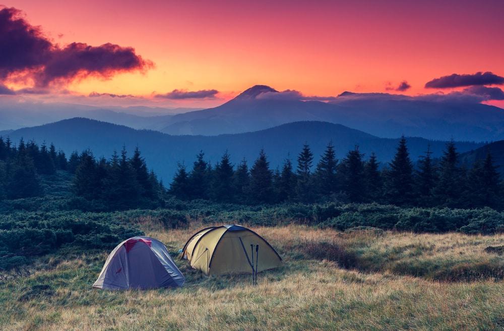 Nooit meer onvoorbereid kamperen