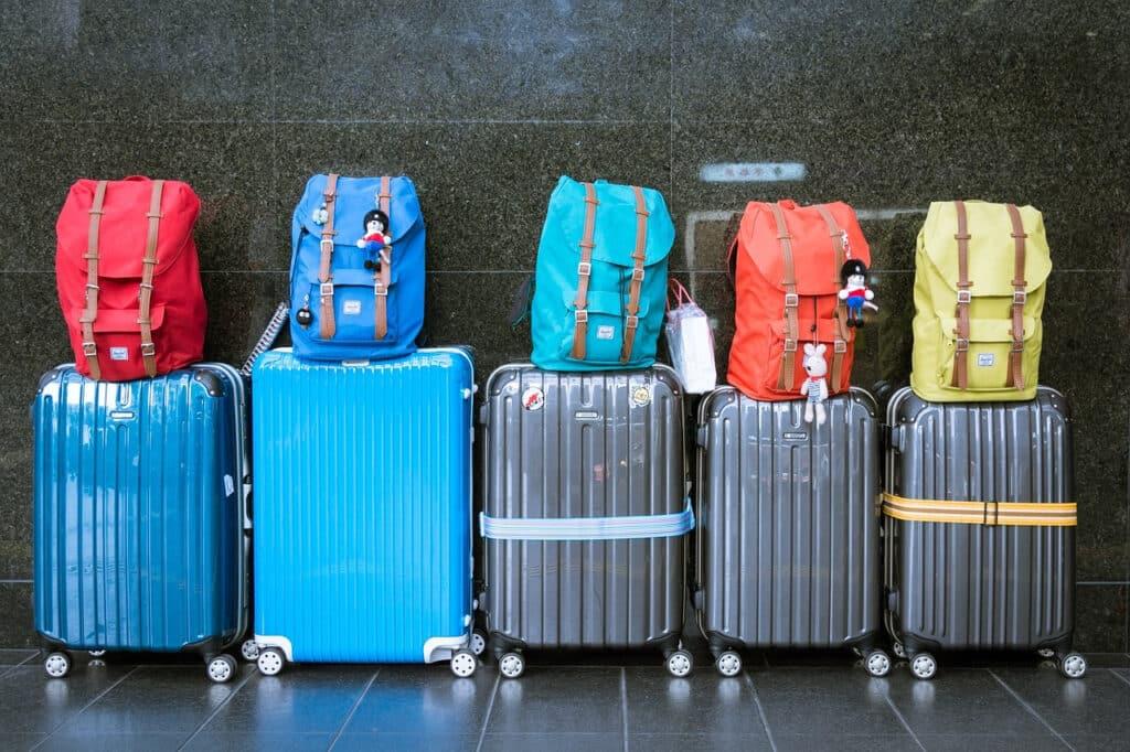Travel Light: bespaar tot 30 euro bagagekosten