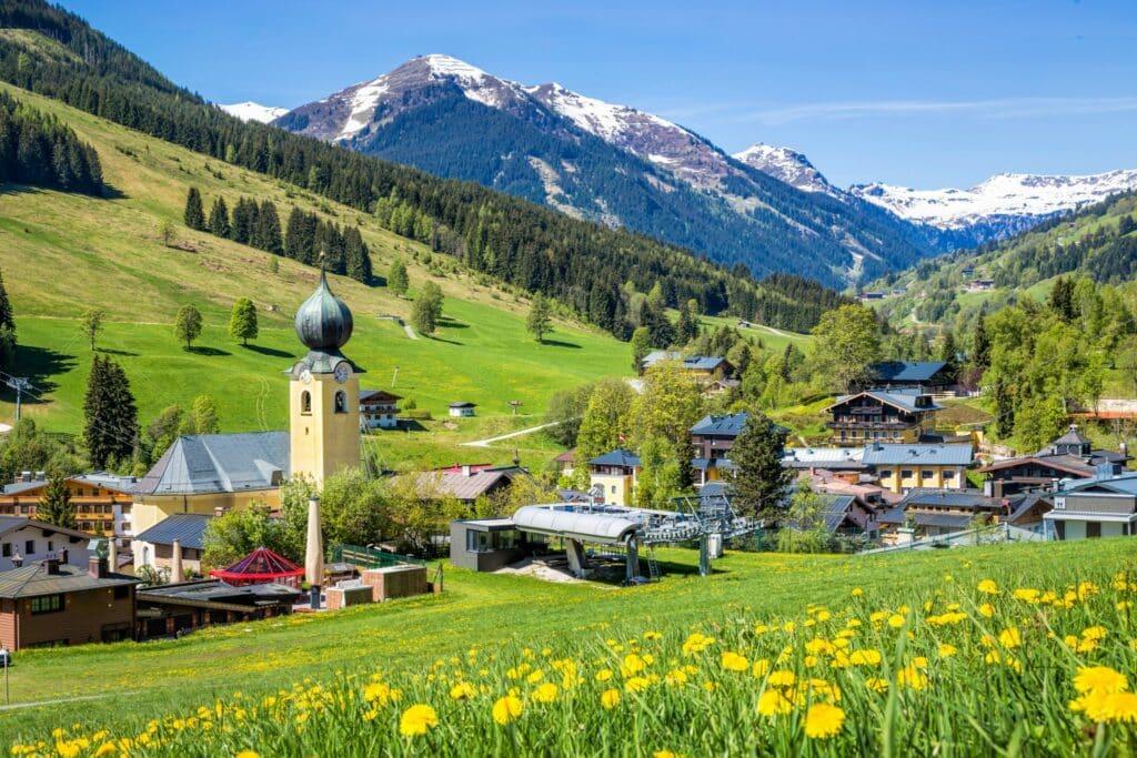 Oostenrijk en Zwitserland in de zomer