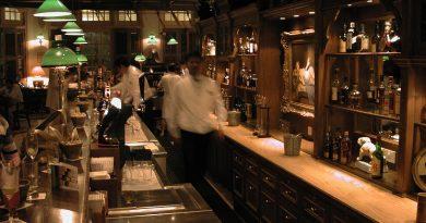 De 10 beste hotelbars ter wereld: #7