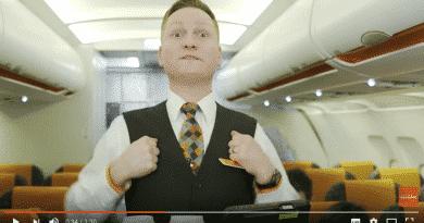 easyJet onthult geheime gebarentaal van cabinepersoneel