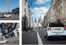 De eerste self-drive tour door Londen