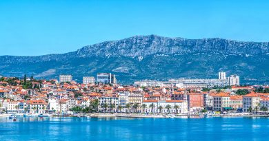 Win een reis naar Split met KLM