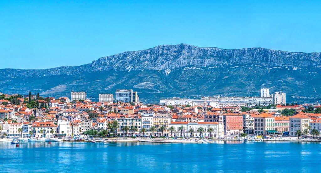 Split, kroatie