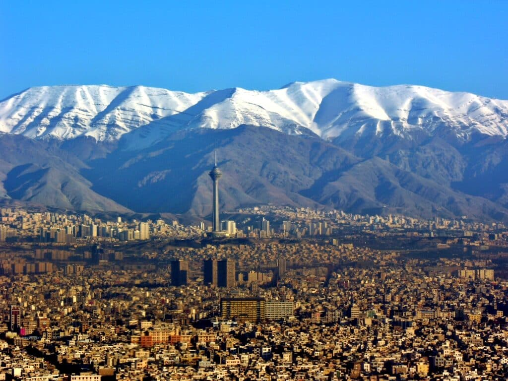 Top 10 must-do's in Teheran