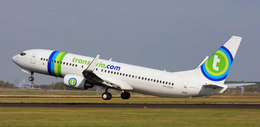 Transavia_Boeing_737-800_@_Schiphol_(3960589644)