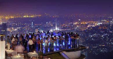 De 10 beste hotelbars ter wereld: #6
