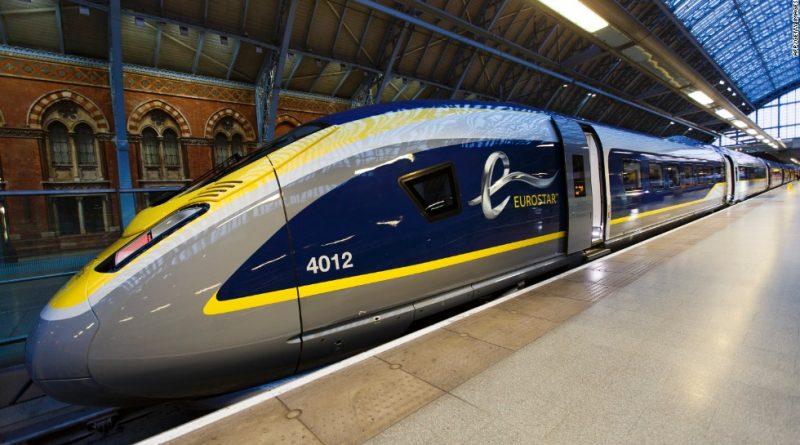 Eurostar: nieuwe treinen op route Brussel-Londen