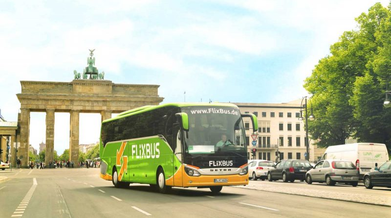 Nieuwe verbindingen met FlixBus vanuit Zuid-Holland