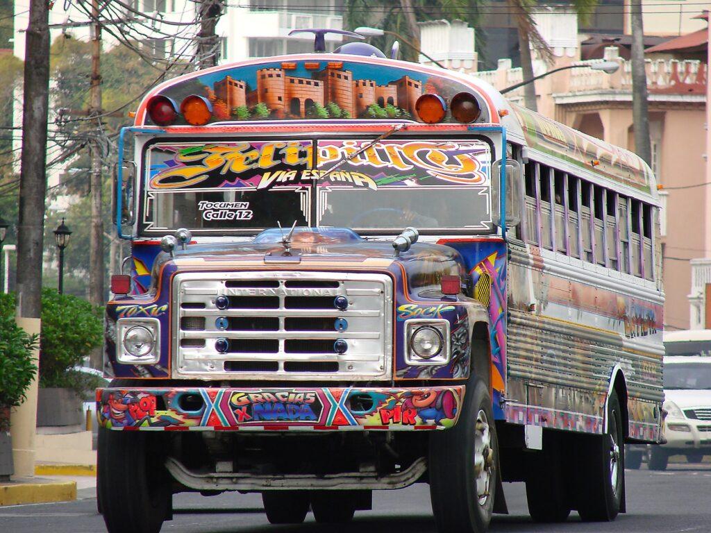 panama bus
