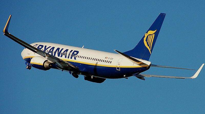 Ryanair: 25% korting op 1 miljoen tickets deze herfst