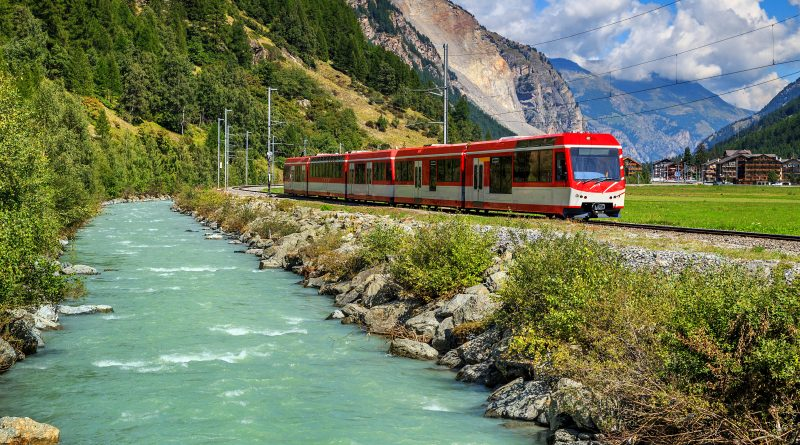 De 5 belangrijkste voordelen van het treinreizen