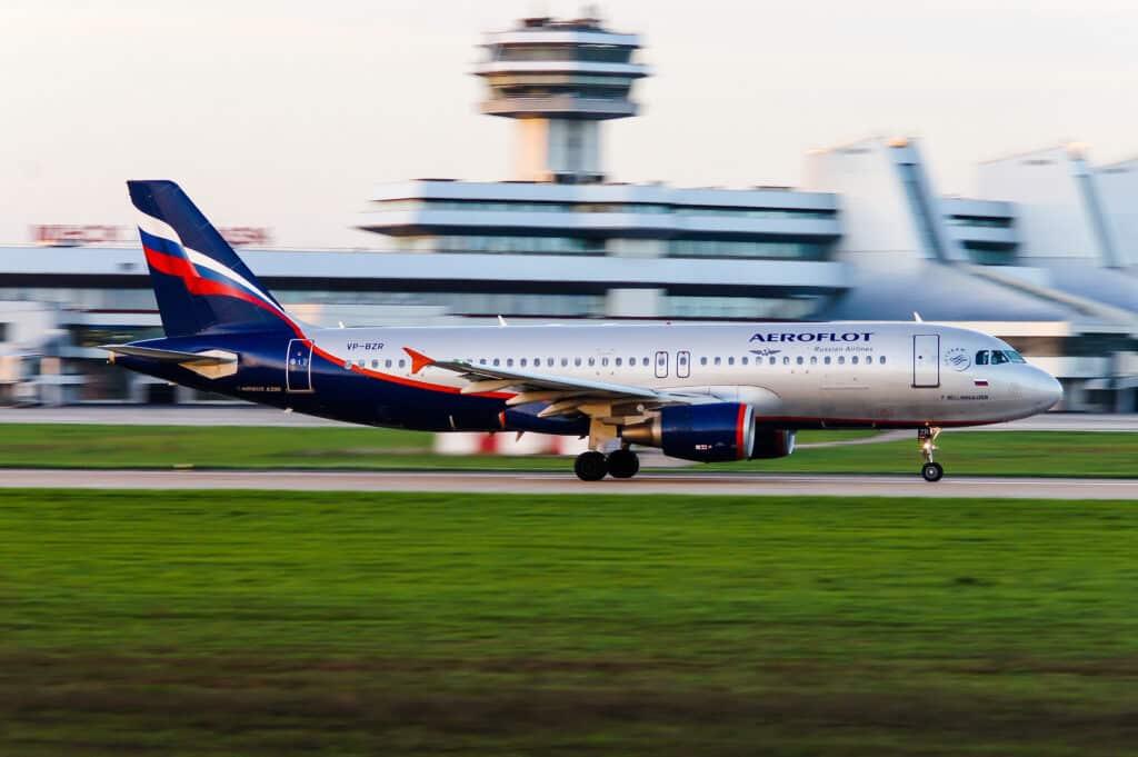Gewonden door turbulentie in Boeing van Aeroflot
