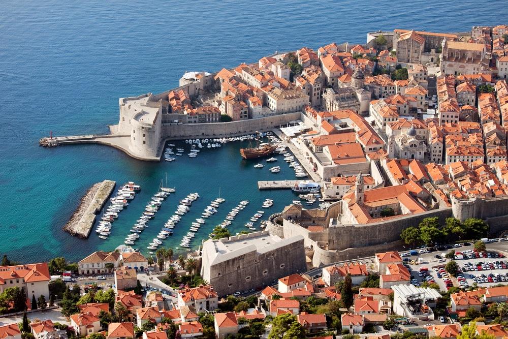 Dubrovnik cruise dreamlines
