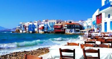 Griekenland ziet bezoekersaantallen stijgen