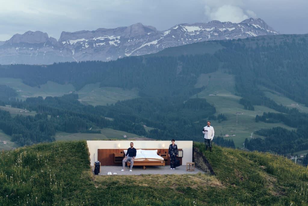Hotel, Zwitserland