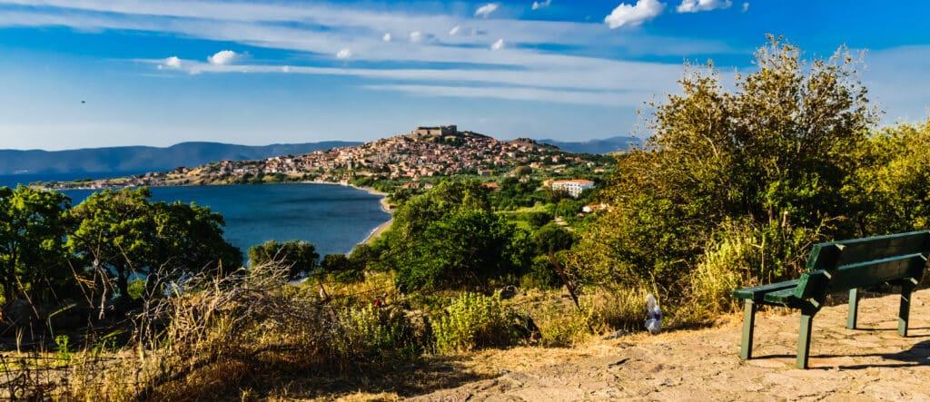 Aardbeving treft Lesbos en westen van Turkije