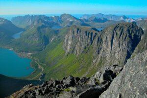 Noorwegen (Scandinavië)