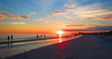 De 10 mooiste stranden in de VS volgens Dr. Beach