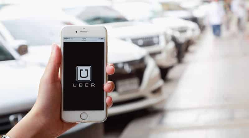Uber-taxi nu ook beschikbaar vanaf aankomsthal Schiphol