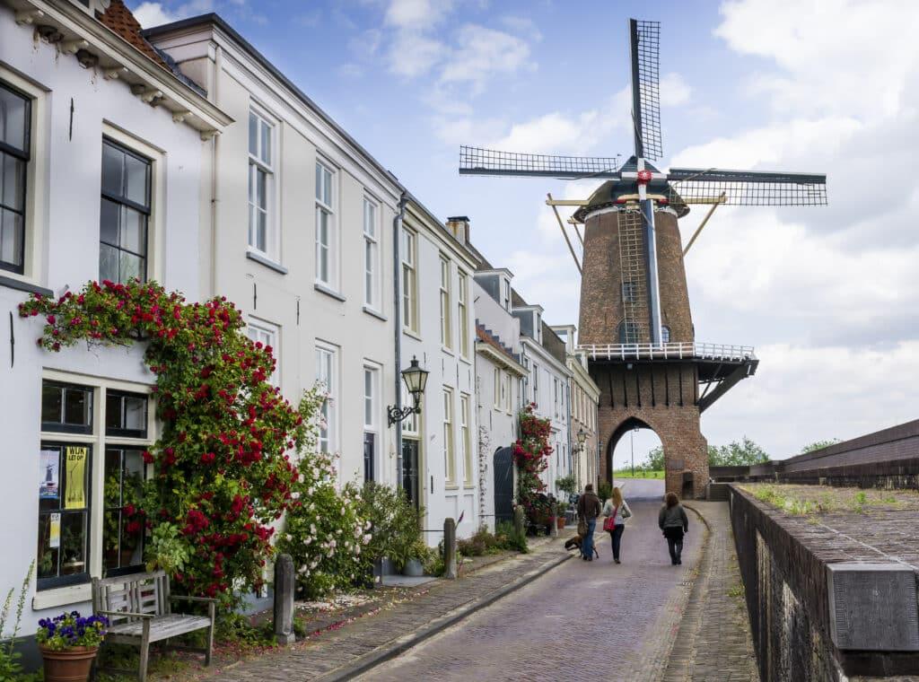 Wijk bij Duurstede meest favoriete stadje van Nederland