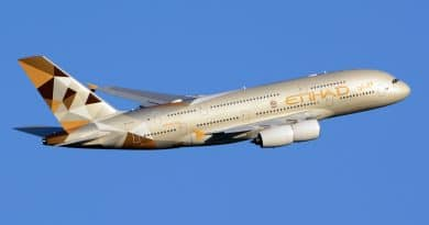 Etihad Airways biedt nannydiensten aan boord