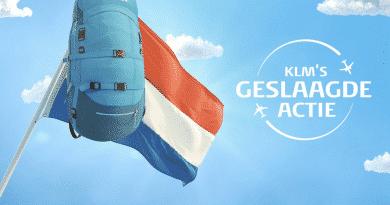 KLM verrast geslaagde eindexamenkandidaten met tickets