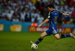 China bouwt themapark rondom Lionel Messi