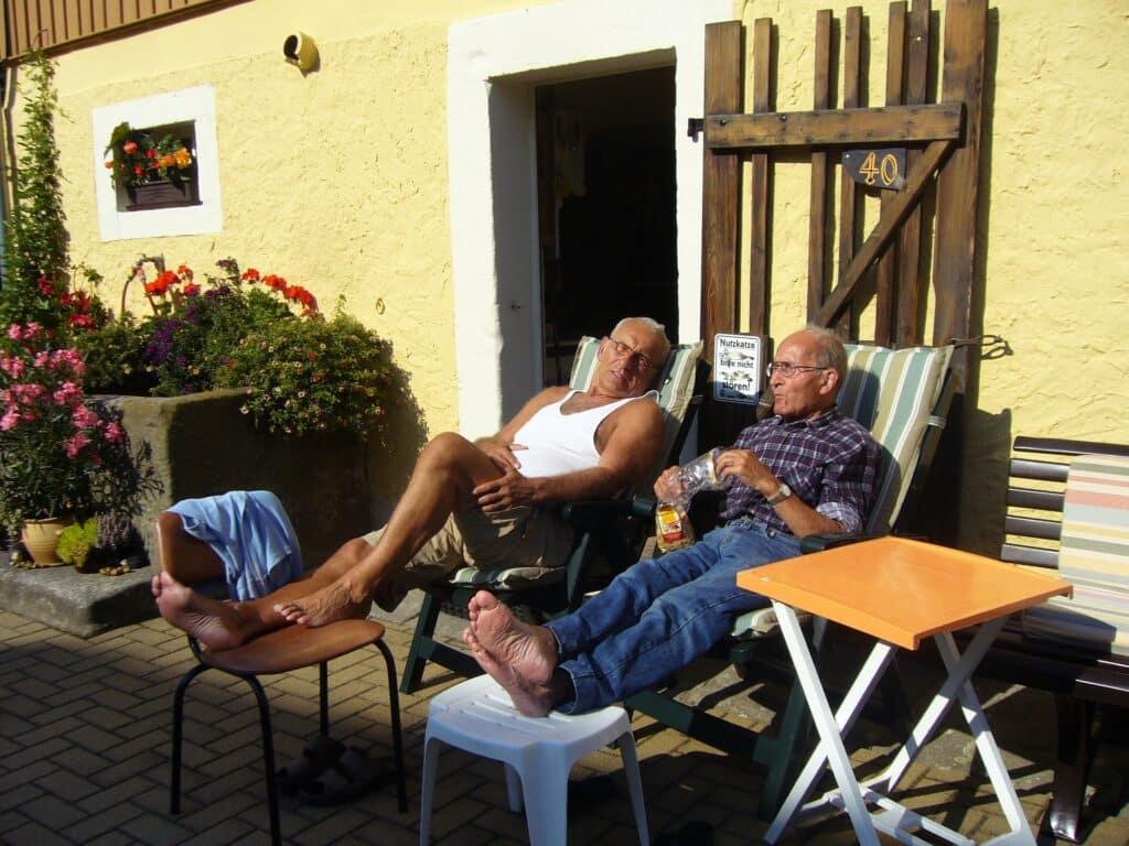 Senioren gaan vaker op vakantie