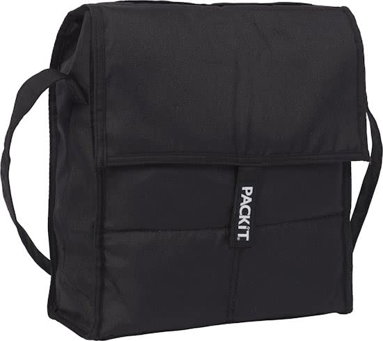 Pack It Koeltas Picnic Cooler - 10 l - Black - Zwart